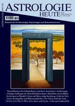 Cover der Astrologiezeitschrift Astrologie heute
