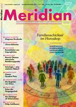 Cover der Astrologiezeitschrift Meridian
